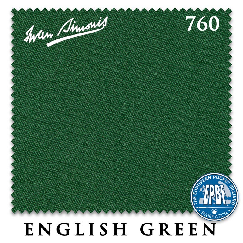 Сукно Iwan Simonis 760 English Green, Харьков